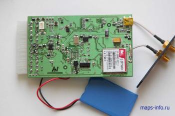 Внутренне устройство ГАЛИЛЕО GPS