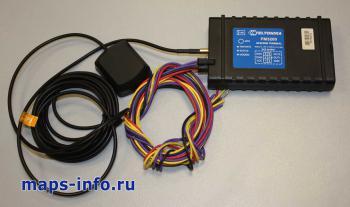 Спутниковый терминал FM3200 с антенной и коммуникационным кабелем