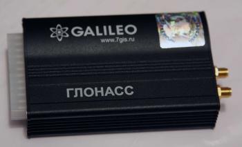 ГЛОНАСС трекер GLONASS GALILEO