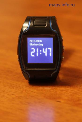Часы GPS трекер CRT19N GPS Watch