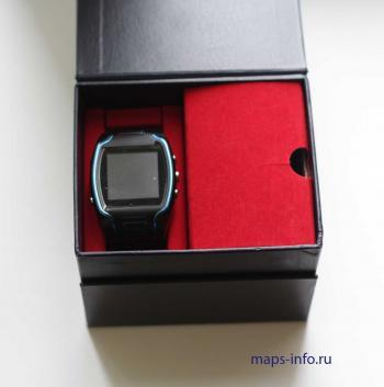 Часы трекер CRT19N GPS Watch в упаковке