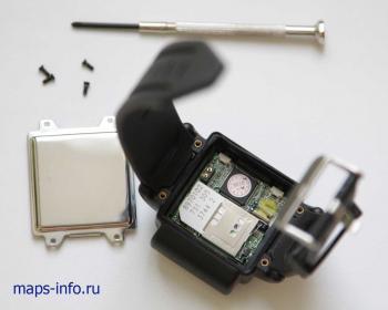 Часы - персональный GPS трекер TK203