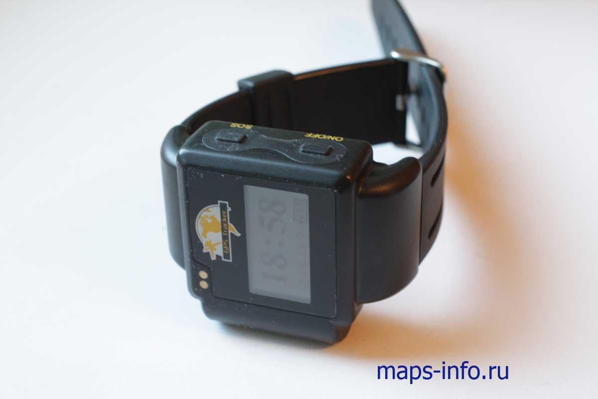 Часы GPS трекер