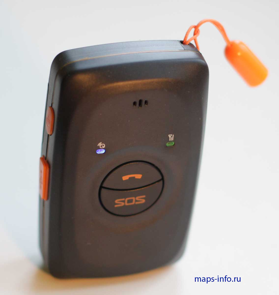 Влагозащищёный персональный трекер MT90
