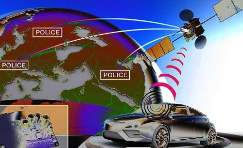 Спутниковый контроль автомобиля с функцией глушения двигателя, годовым обслуживанием, гарантией и монтажом за 14000 рублей!