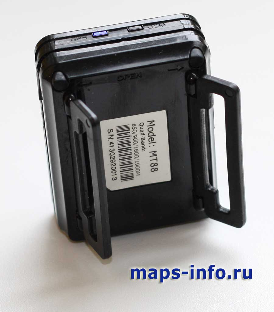 Персональный GPS трекер MT88