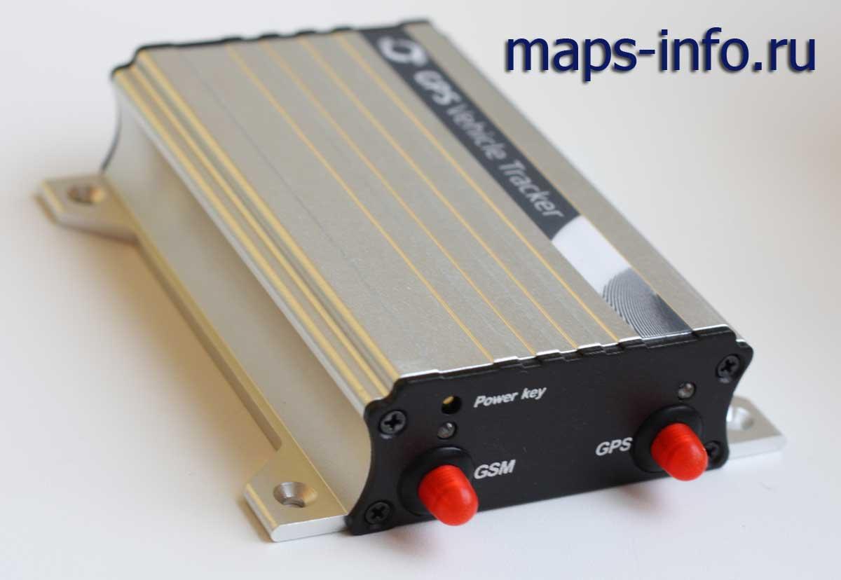 Автомобильный трекер MVT380